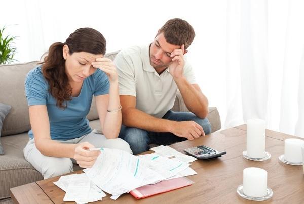 жена перед разводом взяла кредит донесся него